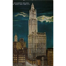 The Woolworth Building, New...