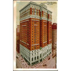 Hotel McAlpin, 34th St. and...