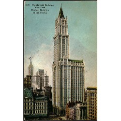 Woolworth Building, New...