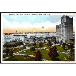Battery Park and Whitehall...
