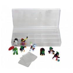 Box de collection empilable